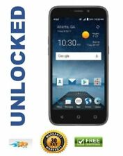 NEW Unlocked ZTE Maven 3 AT&T Prepaid 4G LTE w/ 8GB Cell phone + Free Fst Shipng
