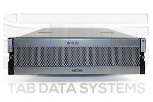 Nimble ES1-H85 60TB Expansion Shelf w/ 15x 4TB HDD, 1x 1.6TB SSD for CS Array