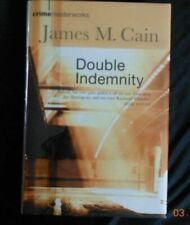 James M. Cain - Double Indemnity - (Crime Masterworks #6)