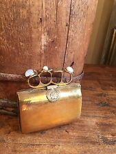 "New Free People St. Xavier Jewel Clutch Women's Hipster Purse ""HAND MADE"""