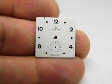 Cadran Montre ROLEX watch dial.N A7 NAD 1950
