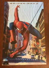 "Spiderman 2 Swing Poster Spiderman 2004  Poster 23X34"" Inch"