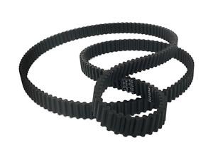 Bulktex® Doppelzahnriemen Zahnriemen für SXG ISEKI 30 Breit 2880 Lang 360 Zähne