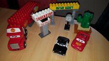 LEGO Duplo 5816 - Cars - Mack auf großer Fahrt - komplett