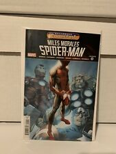 Miles Morales Spider-Man #0 HCF 2019 DC Comic 1st Print Un-Stamped NM