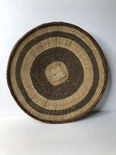 Wicker/Rattan/Woven/Wall Hanging/Basket Display BoHo Chic Farmhouse