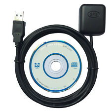 USB GPS Receiver For Laptop PC Netbook Navigation GPS Mouse Antenna GPS Module