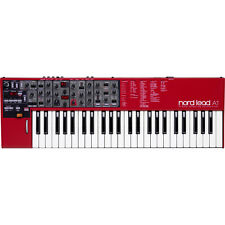 Nord Lead A1 - 49-key Analog Modeling Synthesizer +Picks