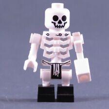 RARO LEGO NINJAGO SAMUKAI minifigura /& armi d/'oro scheletro esercito 2505