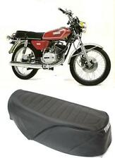 YAMAHA RS100 RS125 RS 100 RS 125 PLAIN MOTORCYCLE SEAT COVER -