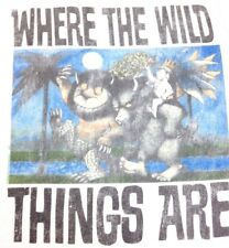 WHERE THE WILD THINGS ARE Shirt Children's Book Monsters Junk Food