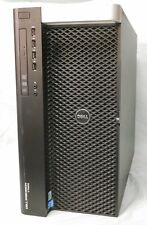 Dell Precision T7600 Xeon E5-2609 2.40GHz 8GB  1 TB HDD Nvadia Quadro 4000 Work