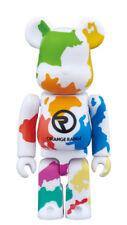 Medicom Toys Bearbrick Orange Range 15th Anniversary Be@rbrick