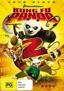 Kung Fu Panda 2 (DVD, 2011)*R4*Excellent Condition