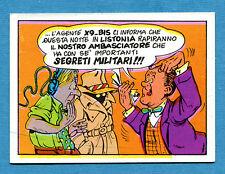 LE AVVENTURE DI NICK CARTER - Panini 1972 - Figurina-Sticker n. 144 -New