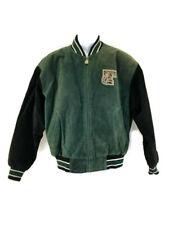 The Disney Store VTG Mens Medium Tigger 'One & Only' Varsity Leather Jacket Pooh