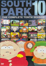 South Park: Season 10 Complete Tenth (Dvd) New Factory Sealed, Free Shipping