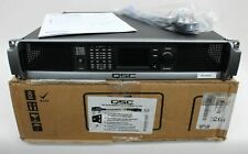 QSC CXD4.3 Multi-Channel System 5000W 70V/100V DSP Processing Power Amplifier