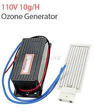 110V Ozone Generator Ozone Tube Diy 10g/h Water Air Plant Cleaner Purifier