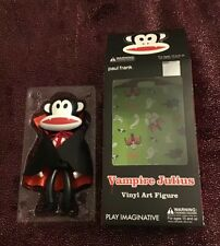 "Paul Frank Vampire Julius Vinyl Art Figure. 2013. BNIB 5.9"" Approx."