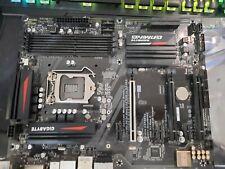 gigabyte z270 Gaming k3 lga1151 intel atx motherboard, used