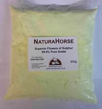 Flowers of Sulphur powder for horses 900g