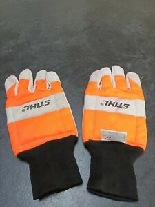 Stihl chainsaw gloves size XL.  Unused without tags.