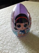 L.O.L Surprise Jumbo Purple Easter Egg With Candy, Stickers & Surprise Exp 10/21