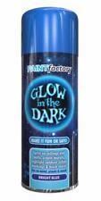 x1 400ml Glow In The Dark Luminous Bright Blue Aerosol Spray Paint