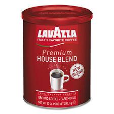 Lavazza Premium House Blend Ground Coffee Medium Roast 10 oz Can 2709