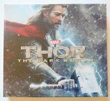 The Art of Thor The Dark World NEW Hardcover Marvel Graphic Novel Comic Book