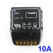 CMP12 Solar charge controller regulator 12/24 V 10 amp 17-38v INPUT