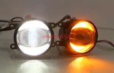 2pcs LED DRL Day Fog Lamp Light For ford explorer focus fiesta taurus ecosport