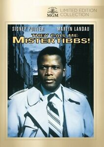 They Call Me Mister Tibbs! [New DVD]