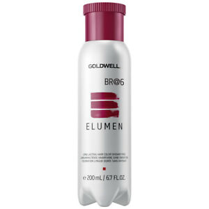 Goldwell - Elumen Hair Color BR@6 (200ml)