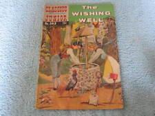 Classics Illustrated Junior Comic #563 The Wishing Well