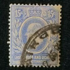 East Africa & Uganda  SC #36  Used  1907