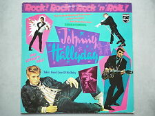 Johnny Hallyday 33Tours vinyle Rock Rock Rock'N'Roll Allemand