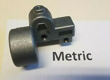 """14"""" Bandsaw Metric Support Post Brkt 4 bandsaws with 7/8"""" post Ridgid & Others"""