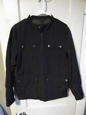 Hugo Boss Jacket Men Size Small Black