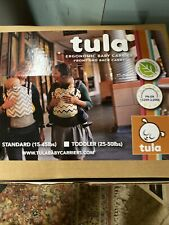 Tula Ergonomic Baby Carrier Front and Back Carry   Standard 15-45