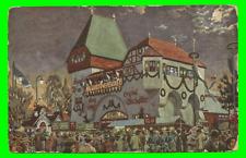 München - Augustiner Bräu Festburg, Oktoberfest, Festwirt Georg Lang - gel. 1913