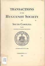 Transactions of the Huguenot Society of South Carolina, 1983, Lot 98