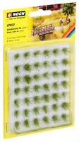 Noch HO 07022-Grasbüschel Mini Set 12 mm, 42 Stück, natürlich wirkende Vegetat.