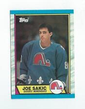 1989-90 Topps #113 Joe Sakic RC Rookie Nordiques Avalanche