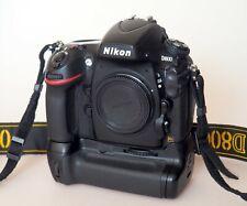 Nikon D800 Body Gehäuse + Winder - Vertikal Grip + Zubehör + OVP
