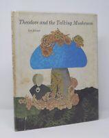 Leo Lionni - Theodore & the Talking Mushroom - HCDJ 1st 1st -1971 - Scarce