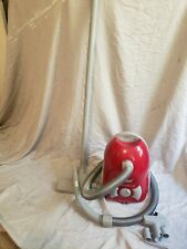 Eureka ReadyForce Total Bagged Canister Vacuum Floor Carpet Cleaner 900A Used