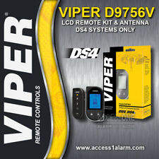 Viper DS4 D9756V 2-Way LCD 1-Mile Remote Control Kit With Antenna 7756V 7656V
