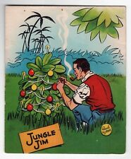 1951 JUNGLE JIM Christmas Card PAUL NORRIS Comic Book Artist COMICS Aquaman